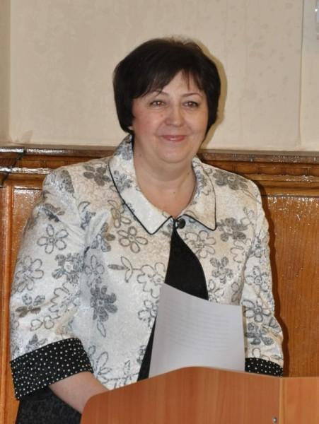 Хлєбнікова Таліна Миколаївна